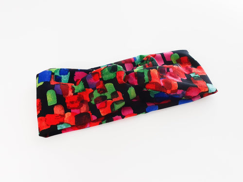 Bright lights twist headband