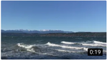 A windy day on the Hood Canal