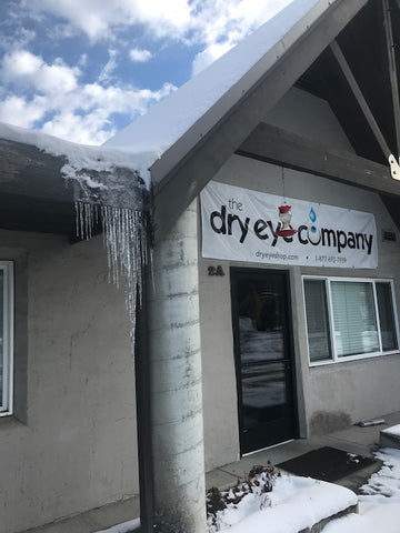 Finally Winter Wimps Out >> More Winter Weather Woes Dryeyeshop