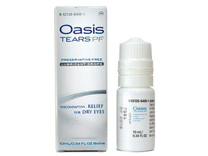 Load image into Gallery viewer, Oasis Tears PF - Preservative free multi-dose - DryEyeShop
