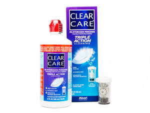 Load image into Gallery viewer, CLEAR CARE Cleaning & Disinfection Solution - DryEyeShop