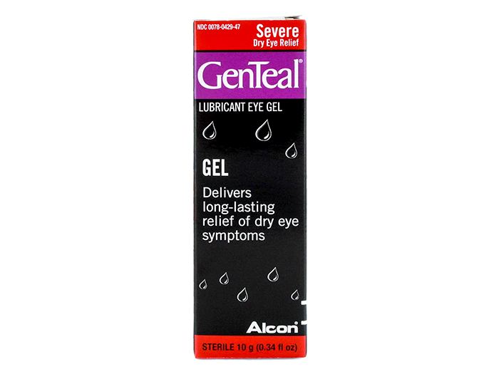 GenTeal Tears Lubricant Eye GEL (10g tube) - DryEyeShop