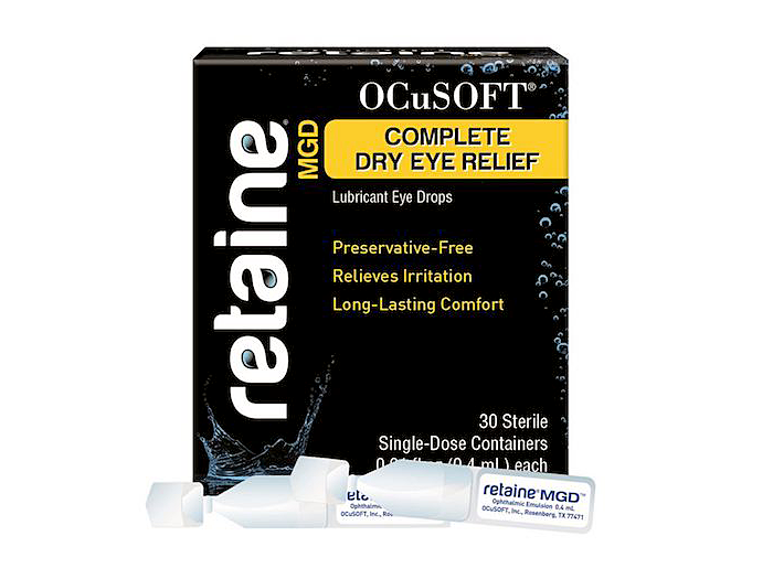 Image of Retaine MGD Ophthalmic Emulsion (30 PF vials)