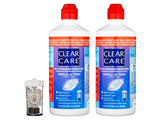 CLEAR CARE Cleaning & Disinfection Solution - DryEyeShop