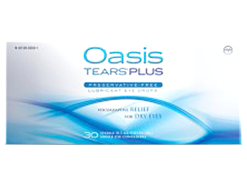 Oasis Tears Plus (30 PF vials)