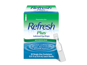 Refresh Plus (30 PF vials) - DryEyeShop