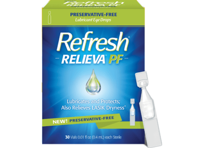 Refresh Relieva (30 PF Vials)