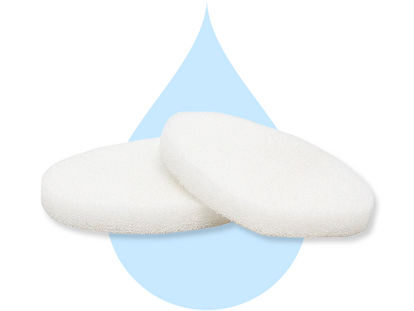 White ThermoPads (pair) - DryEyeShop