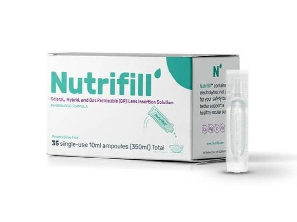 Nutrifill 10mL Preservative Free - DryEyeShop