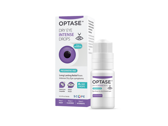 Optase Dry Eye Intense Drops