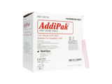 Addipak Saline Solution Unit Dose (Box of 100) - DryEyeShop