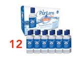 PuriLens Plus Saline 4oz (12-pack) - DryEyeShop
