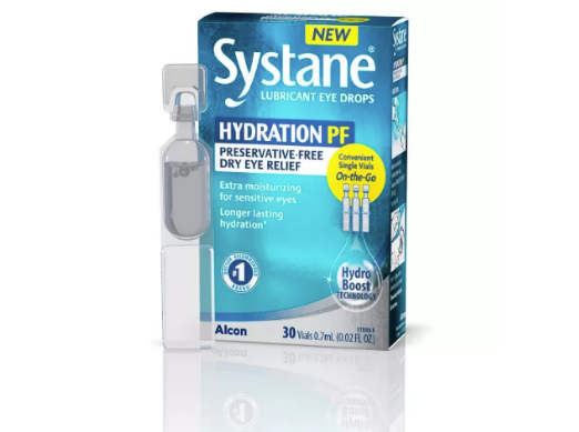 Systane Hydration (PF Vials) - DryEyeShop