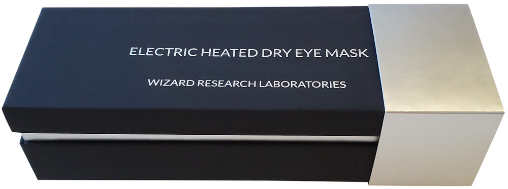 Load image into Gallery viewer, Wizard Dry Eye Mask (USB)