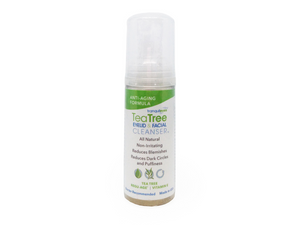 Load image into Gallery viewer, Anti-Aging 1% Tea Tree Eyelid & Facial Cleanser by Eye Eco - DryEyeShop