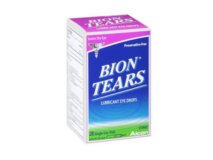 Bion Tears (28 PF vials) - DryEyeShop