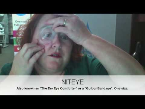 Load and play video in Gallery viewer, NitEye Bubble eye bandages