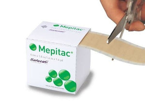Mepitac Soft Silicone Tape - DryEyeShop