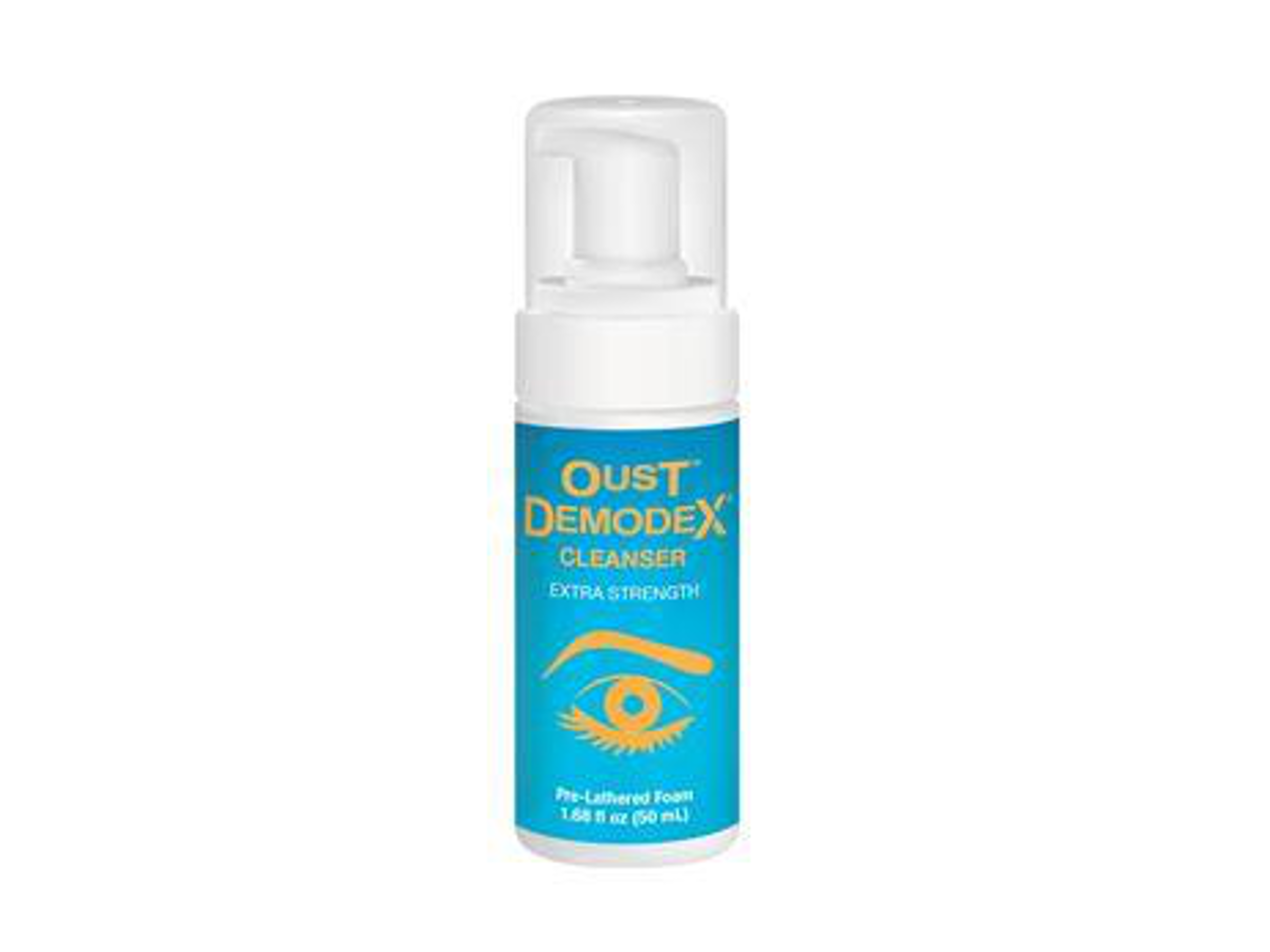 Image of OcuSoft Oust Demodex Cleanser 50mL
