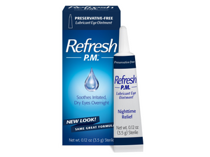 Refresh PM Lubricant Eye Ointment (3.5g) - DryEyeShop