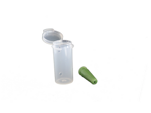 See-Green®™ Silicone Plunger - DryEyeShop