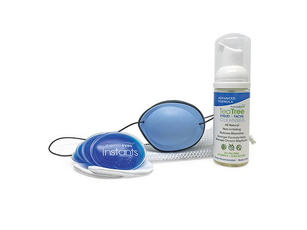 Stye Kit (Heat & Clean) -  Standard size - DryEyeShop