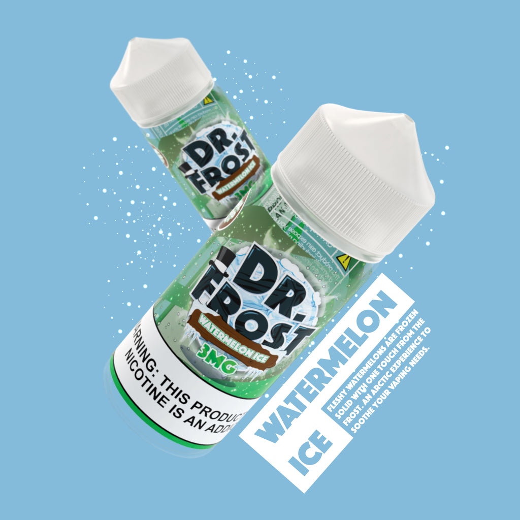 100ml - Dr Frost - Watermelon Ice