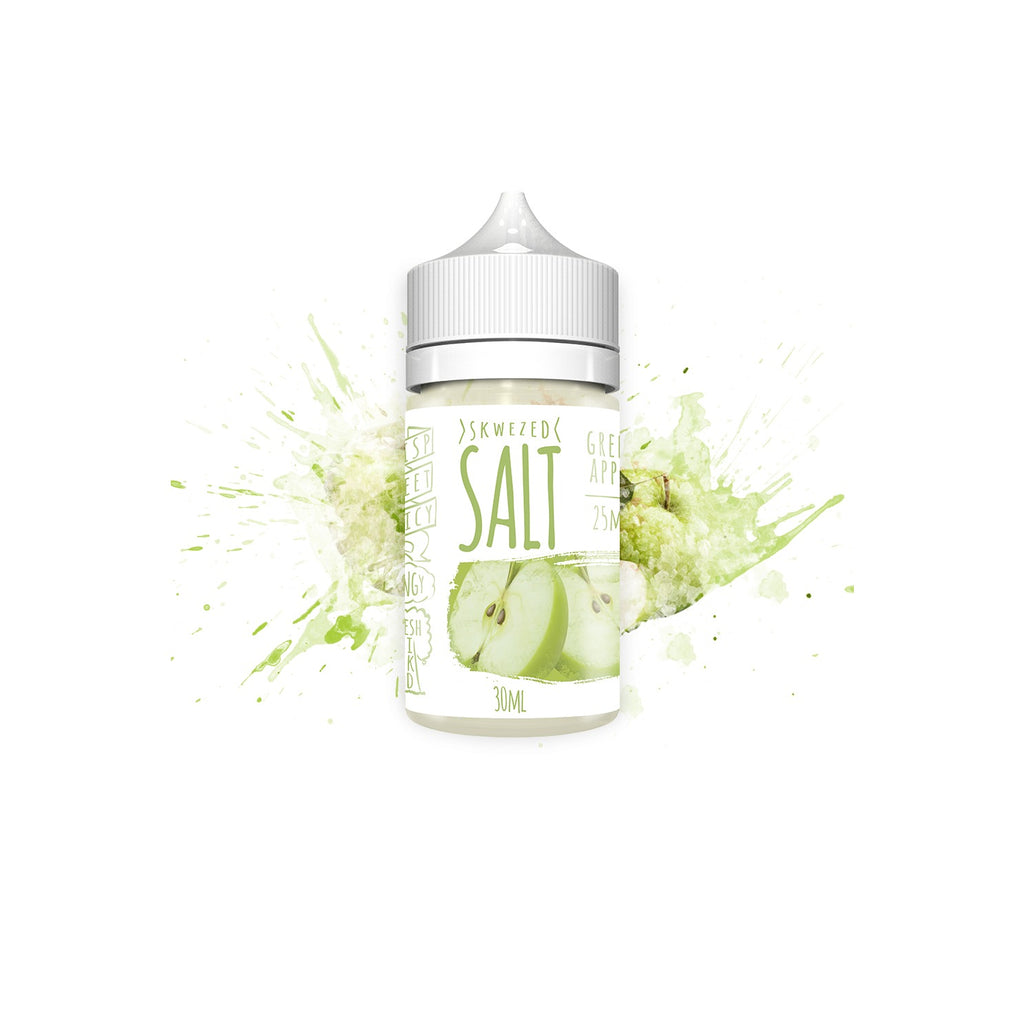 30ml - Skwezed Salt - Green Apple [Pre-Order]