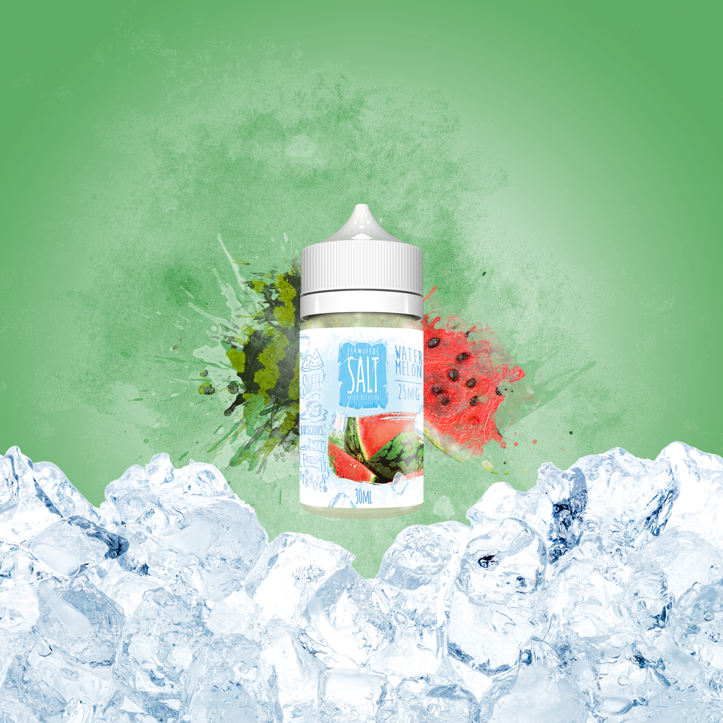 30ml - Skwezed Ice Salt - Watermelon ICE