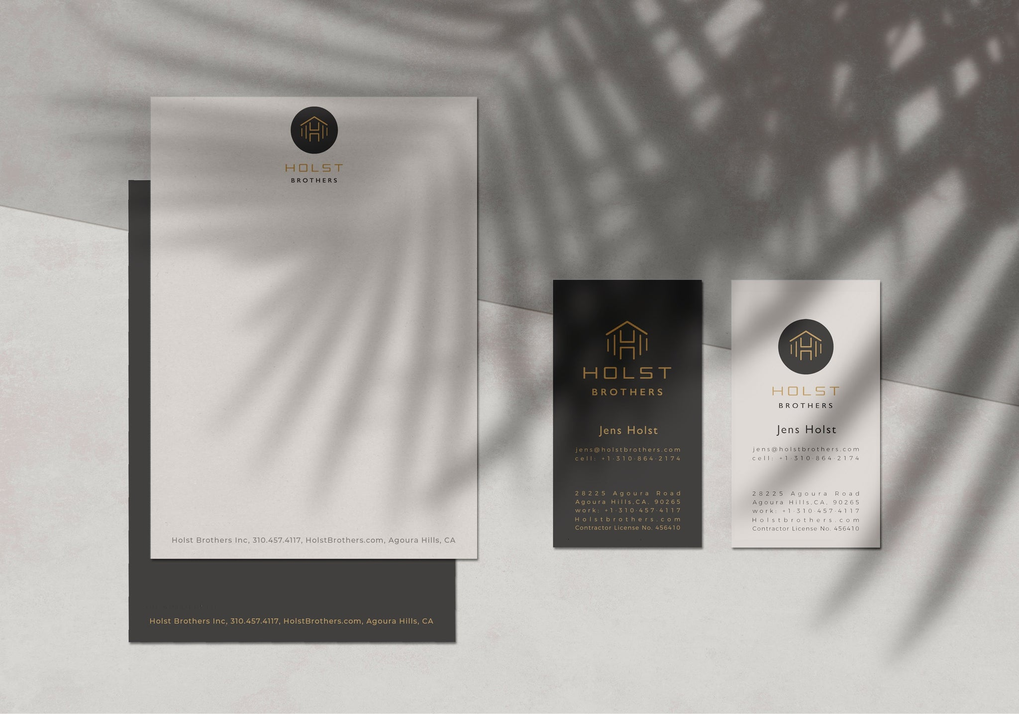Holst Brothers by Amber Seagraves Design Studio Web Design Ecommerce Design Branding Design Logo Design Graphic Design Product Design Lifestyle Companies Creative Agency Los Angeles St. Louis Saint Louis