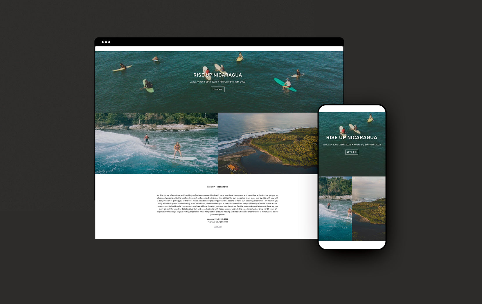Kassia Surf Shopify E-commerce by Studio Seagraves