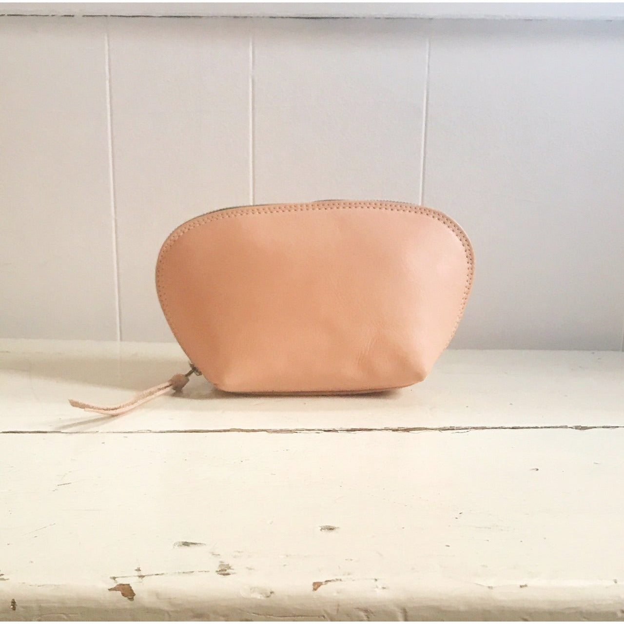 Beaute Leather Case by Amber Seagraves Travel Case Dopp Kit