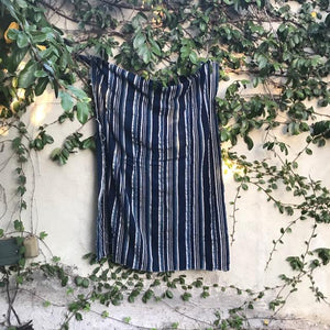 Vintage Indigo Textile Handpicked by Amber Seagraves