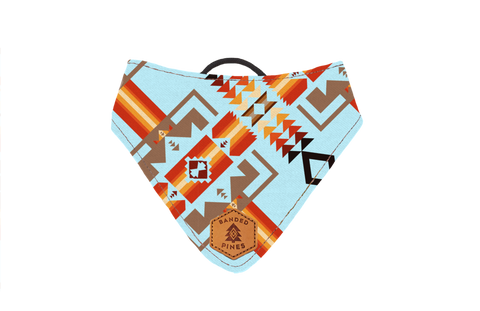 Adirondack Sun Slip-On Dog Bandana | Water Resistant | Durable