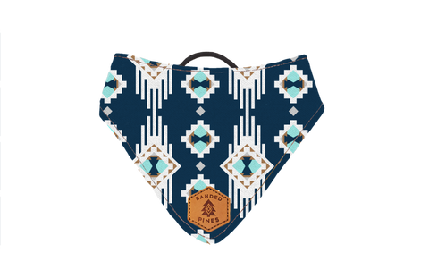 Amaro Diamond Slip-On Dog Bandana | Water Resistant | Durable