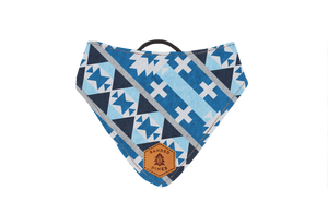 Cool Sierra Morena Slip-On Dog Bandana | Water Resistant | Durable