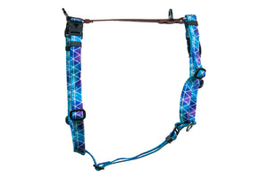 Banded Pines Webbing Harness