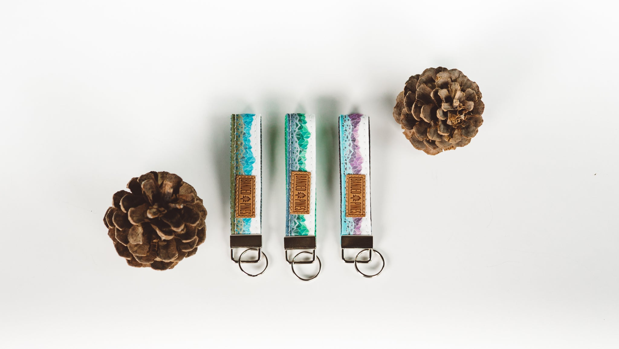 Key Fob | Durable - Unique Patterns - match your dog