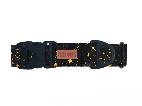 Gleaming Joy Dog Collar | Water Resistant | Durable