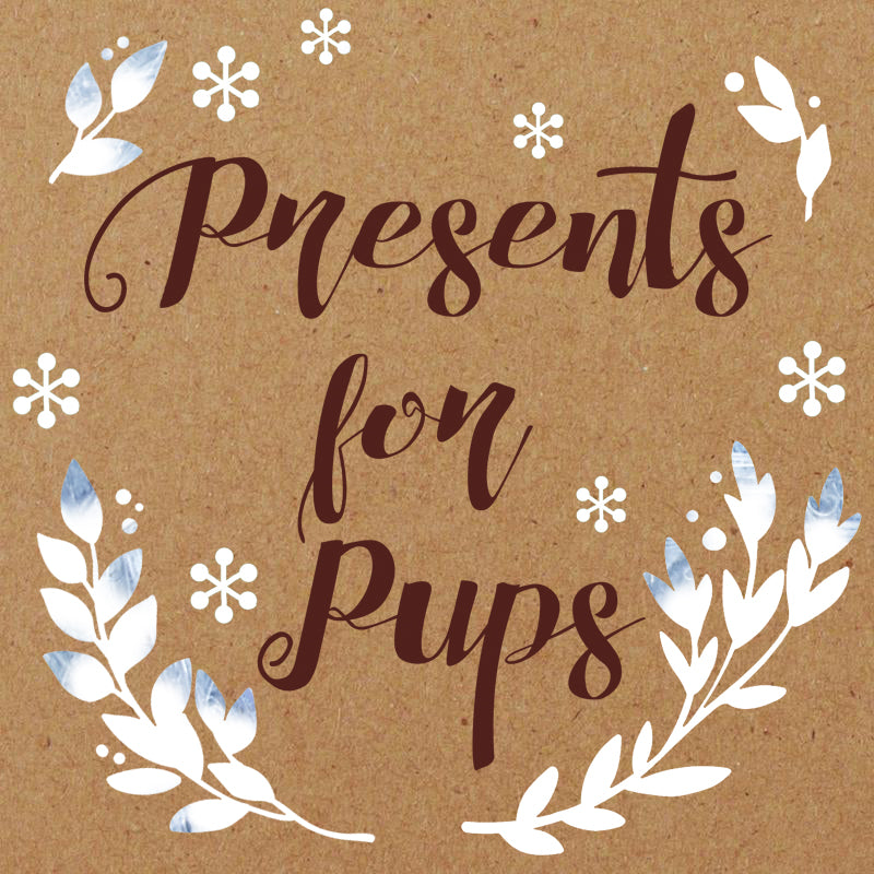 Donate to our Presents For Pups Event!