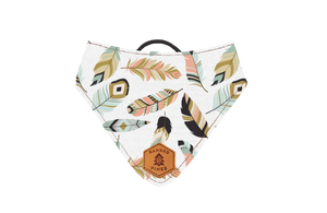 Tribal Falcon Slip-On Dog Bandana | Water Resistant | Durable