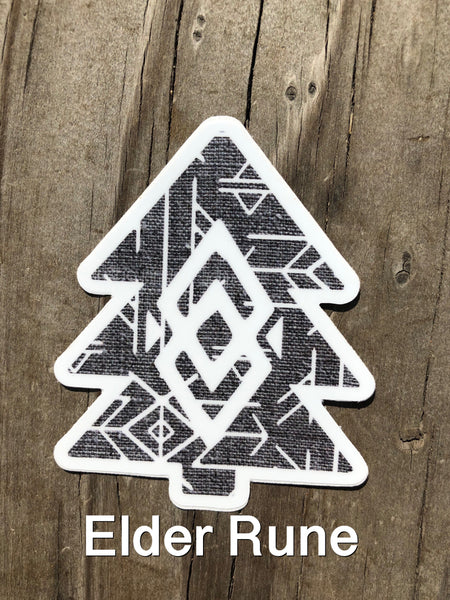 Individual Tribal Collection Stickers
