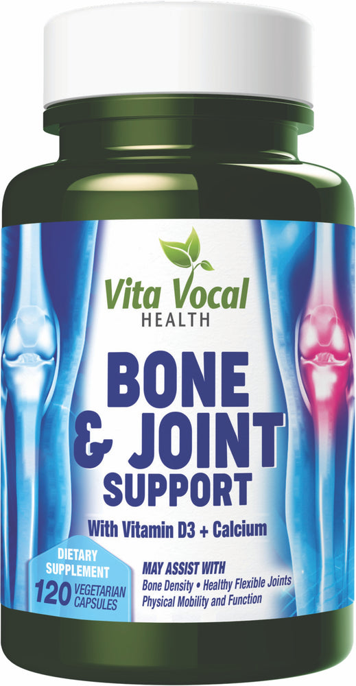 Buy online High quality natural  Bone & Joint Support - Vita Vocal Health