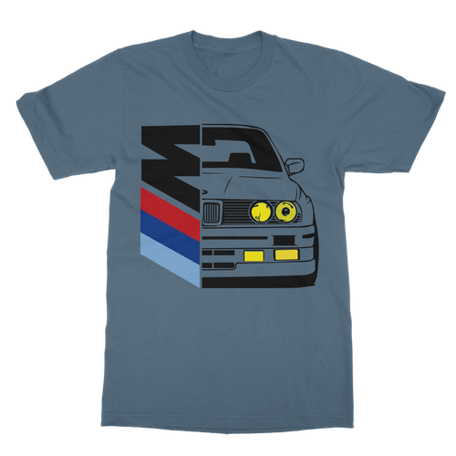 Bmw e30 Half Msport Adult T-Shirt