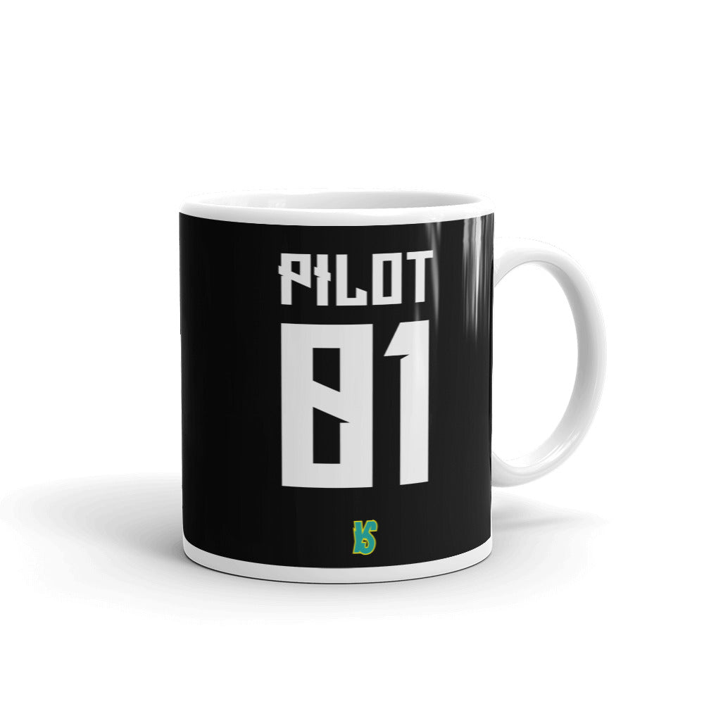 Pilot friendship taza