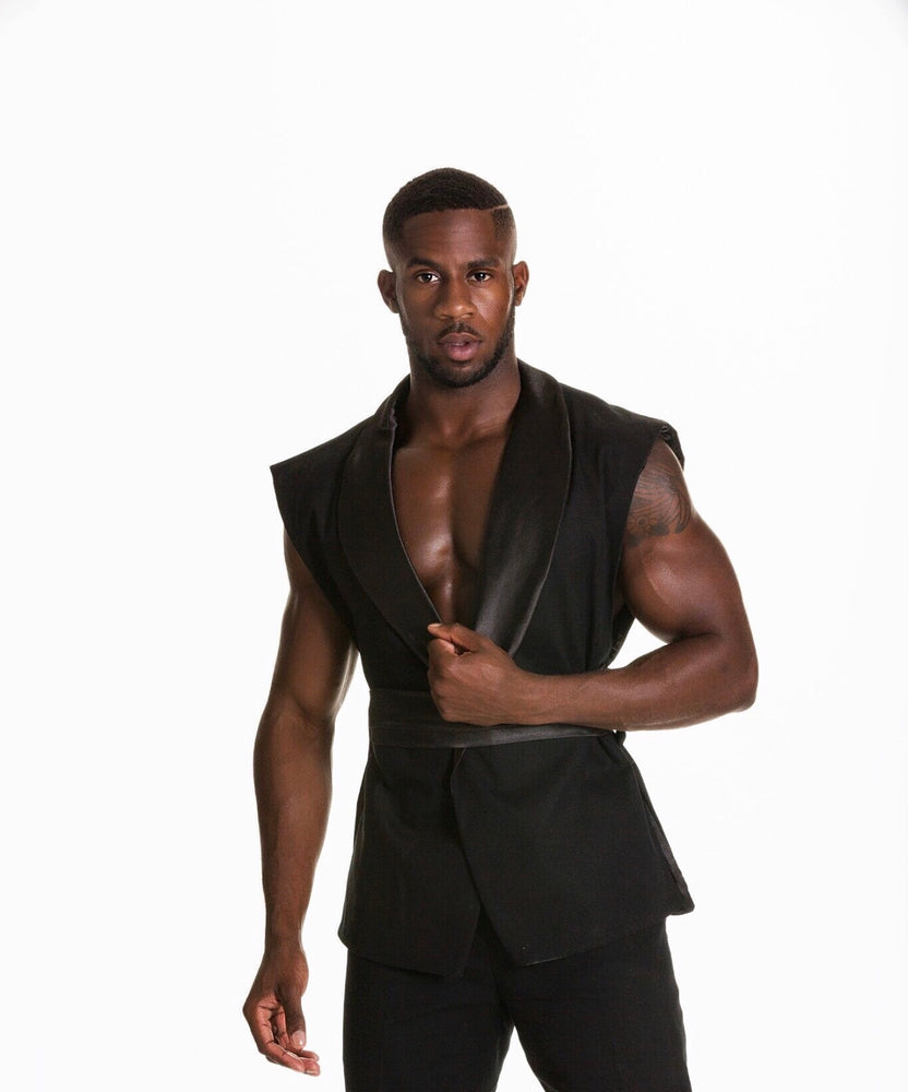 Sloan Summer Tux Vest - Lee Rickie Collection