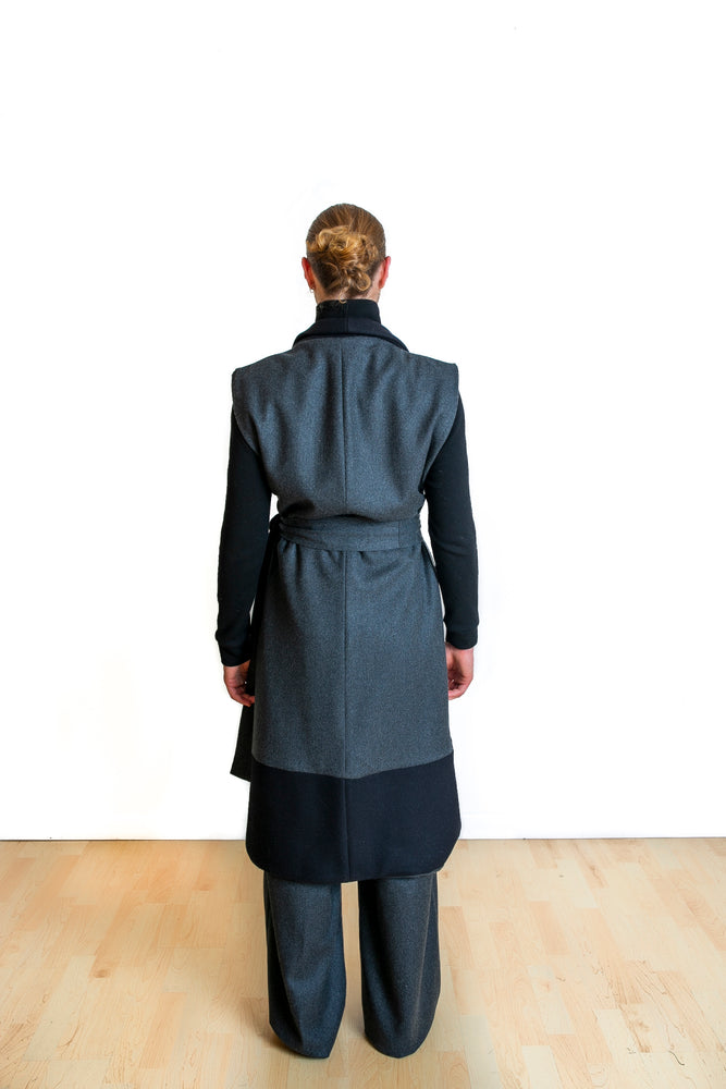 Zellerbach Trench Vest Set - Lee Rickie Collection