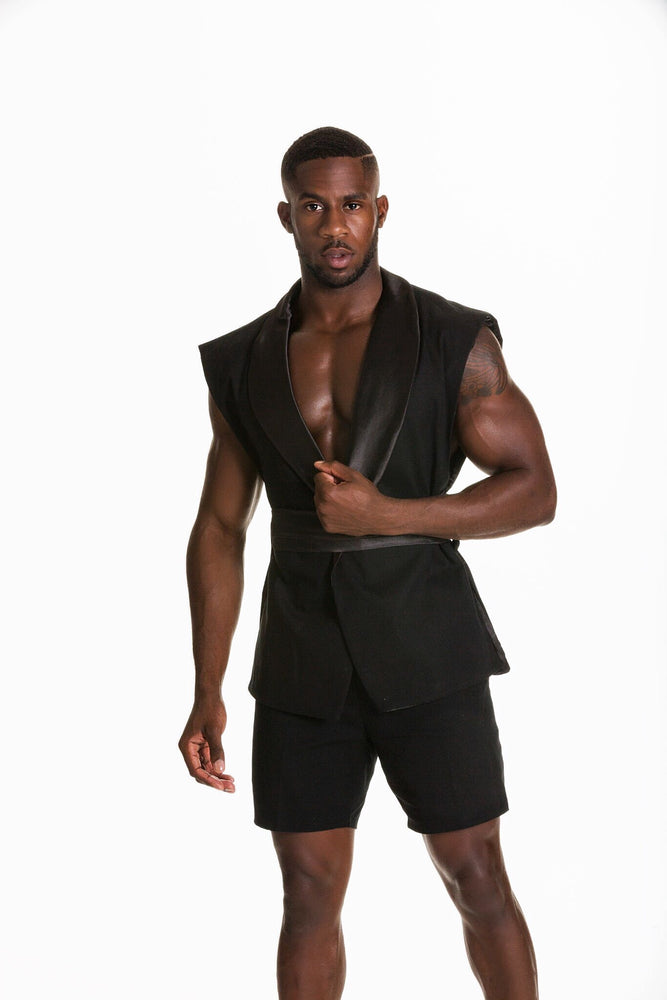 Sloan Summer Tux Short Set - Lee Rickie Collection