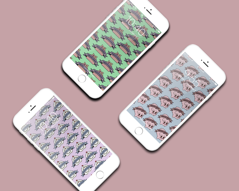 Free Download! Lock Screen Backgrounds