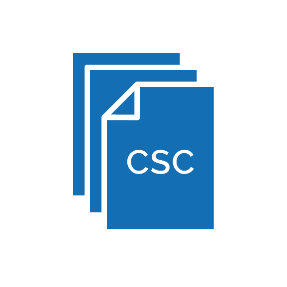 CSC Manual of Practice, Part 10 – References (English)